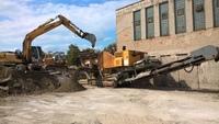 Recyklácia stavebných odpadov