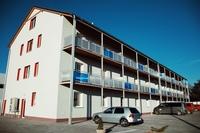 Ubytovacie zariadenie Stavbár, Prešov